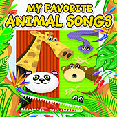 My Favorite Animal Songs by The Countdown Kids