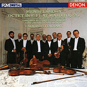 Mendelssohn: Octet in E-Flat Major Op. 20, Sinfonias Nos. 6 & 10 by I Solisti Italiani
