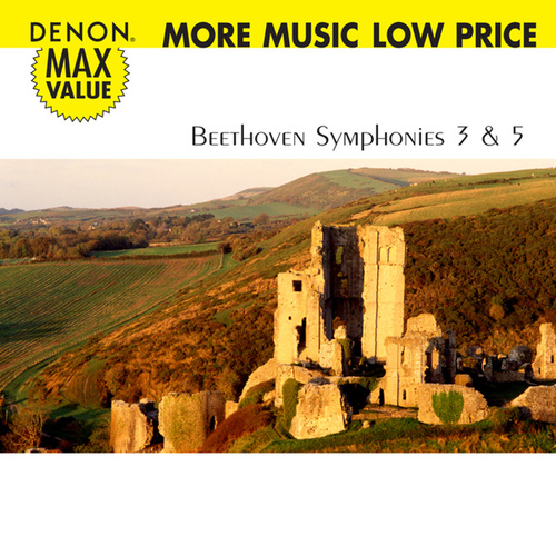Denon Max Value. Beethoven: Symphonies No. 3 & 5 by Staatskapelle Berlin