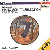 Mozart: Piano Sonata Selection by Maria Joao Pires
