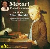 MOZART:  Piano Concertos 17, 27 by Alfred Brendel