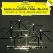 Mozart / Weber: Clarinet Quintets by Various Artists