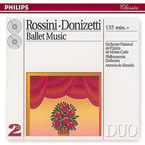 Rossini/Donizetti: Ballet Music by Various Artists