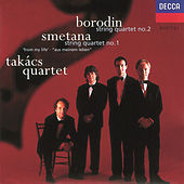 Borodin/Smetana: String Quartet No.2/String Quartet No.1