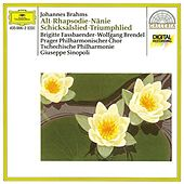 Brahms: Altrhapsodie / Schicksalslied / Triumphlied by Various Artists