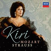Kiri te Kanawa sings Mozart & Strauss by Various Artists