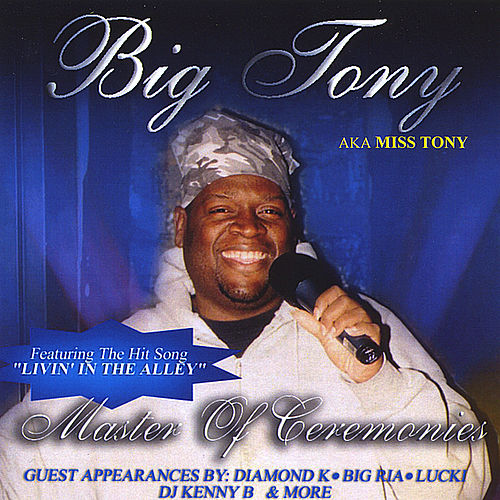 Baltimore Club Music Master of Ceremonies by Miss Tony