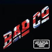 Live In The UK (11th April 2010 - Wembley Arena) by Bad Company
