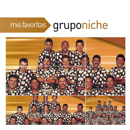 Mis Favoritas by Grupo Niche
