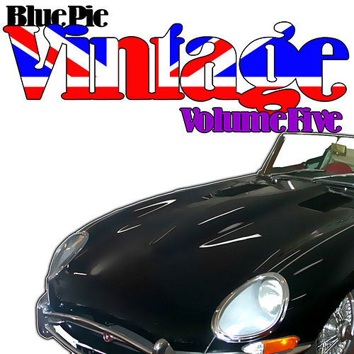 Blue Pie Vintage Vol. 5 by Various Artists