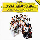 Haydn: Symphonies Nos. 44 & 77 by Orpheus Chamber Orchestra
