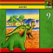 Sauri 9 - Sauri und Edmonto erleben gefährliche Abenteuer by Kinder Hörspiel