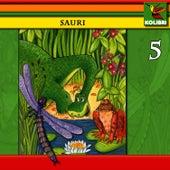 Sauri 5 - Abenteuer am Libellensee by Kinder Hörspiel