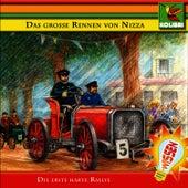 Das große Rennen von Nizza und Die erste harte Rally by Kinder Hörspiel