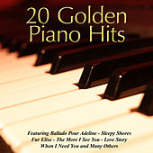 20 Golden Piano Hits by United Studio Orchestra