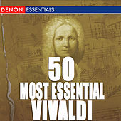 50 Most Essential Vivaldi by Various Artists