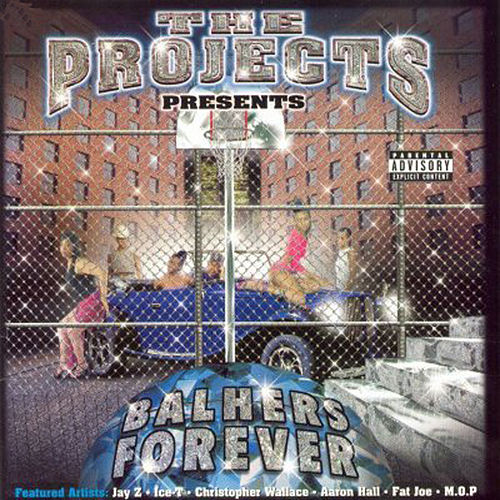 The Projects Presents: Balhers Forever by Various Artists