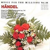 Music For The Millions Vol. 28 - Georg Friedrich Händel by Various Artists