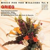 Music For The Millions Vol. 9 - Edvard Grieg by Various Artists