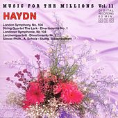 Music For The Millions Vol. 11 - Joseph Haydn by Various Artists