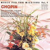 Music For The Millions Vol. 7 - Frederic Chopin by Various Artists