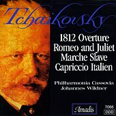 Tchaikovsky: 1812 Overture / Romeo and Juliet / Capriccio Italien by Johannes Wildner