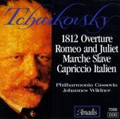 Tchaikovsky: 1812 Overture / Romeo and Juliet / Capriccio Italien by Johannes Wildner