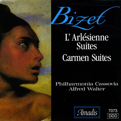 Bizet: Carmen Suites Nos. 1 and 2 / L'Arlesienne Suites Nos. 1 and 2 by Alfred Walter