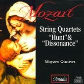 Mozart: String Quartets Nos. 17,