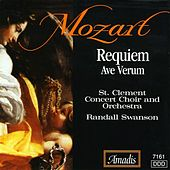 Mozart: Requiem / Ave Verum Corpus / Haydn: Te Deum by Various Artists