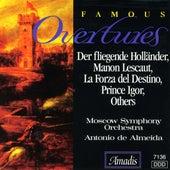 Famous Overtures, Vol. 1 by Antonio de Almeida