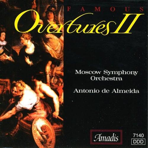 Famous Overtures, Vol. 2 by Antonio de Almeida