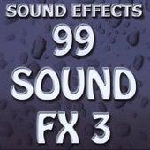 99 Sound FX 3 by Sound Effects