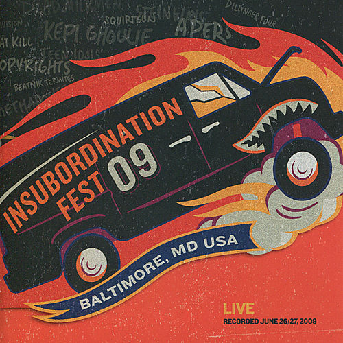 Insubordination Fest 09 by Various Artists