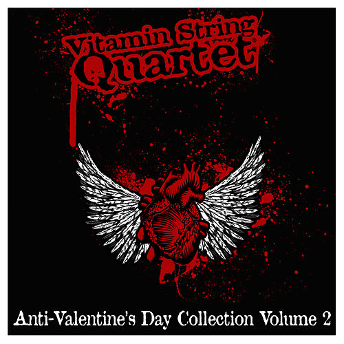 Vitamin String Quartet: The Emo Anti-Valentine's Day Collection Vol. 2 by Vitamin String Quartet