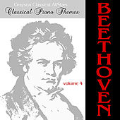 Classical Piano Themes Beethoven Volume 4 by Grayson Classical All Stars