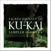 Sacred Journey of Ku-Kai Sampler, Vol. 1-4 by Kitaro