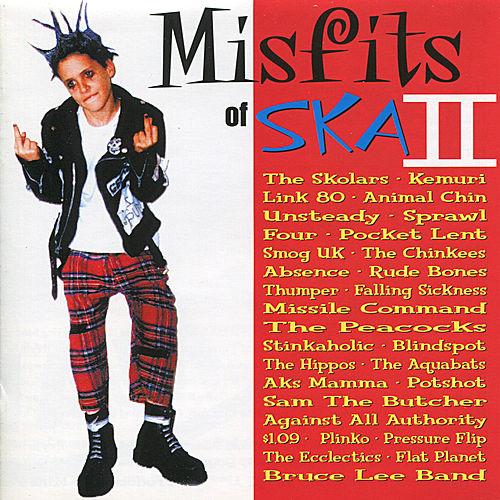 Misfits Of Ska II by Various Artists