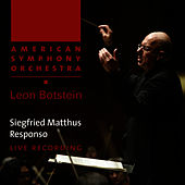 Matthus: Responso by American Symphony Orchestra