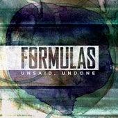 Unsaid, Undone by Formulas