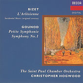 Gounod: Symphony No.1; Petite symphonie etc by St. Paul Chamber Orchestra