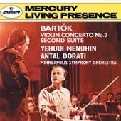 Bartók: Violin Concerto No. 2; Suite No. 2 by Various Artists