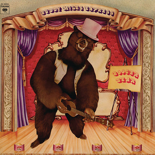 Booger Bear by Buddy Miles