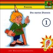 Friedel der Hausaufgabenwichtel - Folge 1 - Die ersten Diktate by Kinder Hörspiel