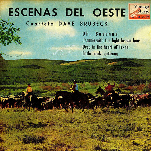 Vintage Jazz No. 102 - EP: West Scenes by Dave Brubeck