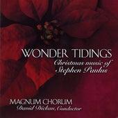 Wonder Tidings: Christmas Music of Stephen Paulus by David Dickau