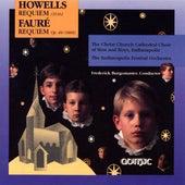 Howells: Requiem - Faure: Requiem, Op. 48 by Various Artists