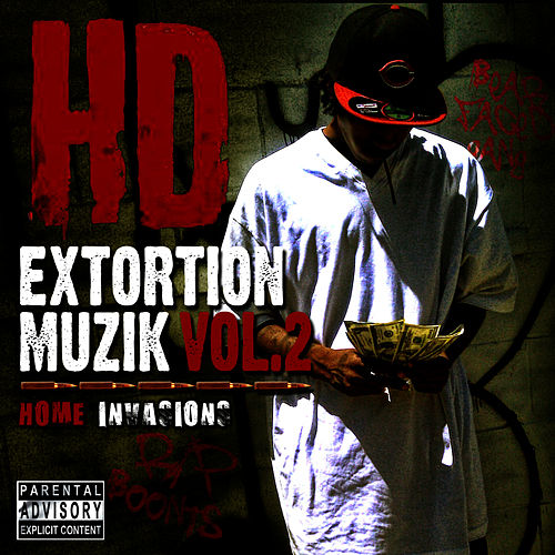 Extortion Muzic, Vol. 2 by HD