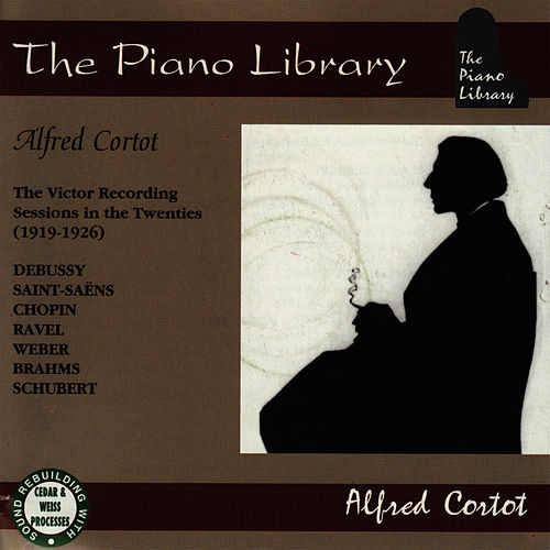 The Victor Recording Session in the Twenties by Alfred Cortot