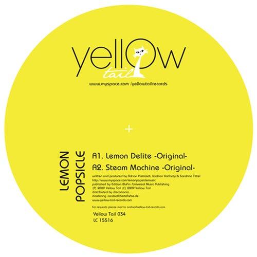 Lemon Delite by Lemon Popsicle